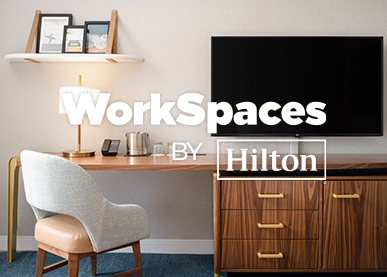 WorkSpaces by Hilton