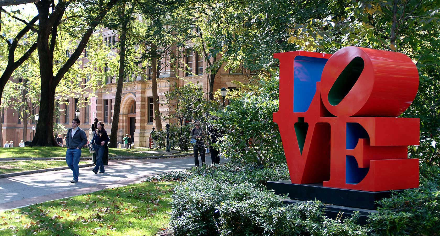 LOVE at University City, Philadelphia
